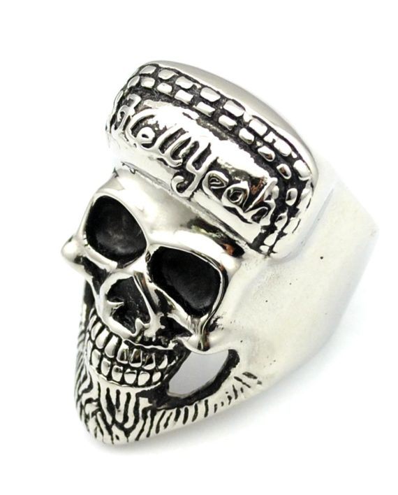 Best Baseball Cap Hellyeah Skull RIng